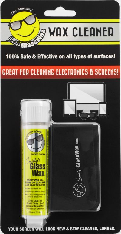 Smittys Glass Cleaning Wax